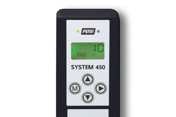 System 450 C450CCU Application Specific Controller